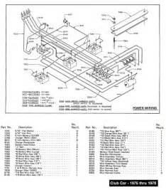 ezgo pds 36v battery wiring diagram ez go battery cable
