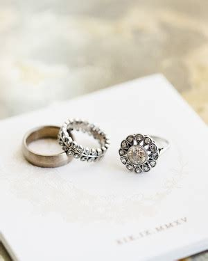 Wedding Bands Pair by Wedding Bands For The Martha Stewart Weddings