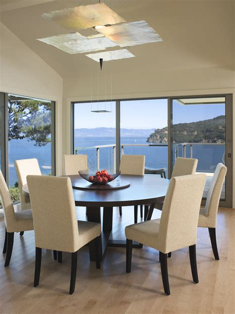 Circular Dining Room Expandable Dining Table Dining Room Contemporary With Architect And Designer Balcony