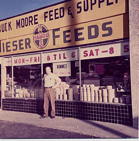 buck moore buck moore feed and pet supply llc