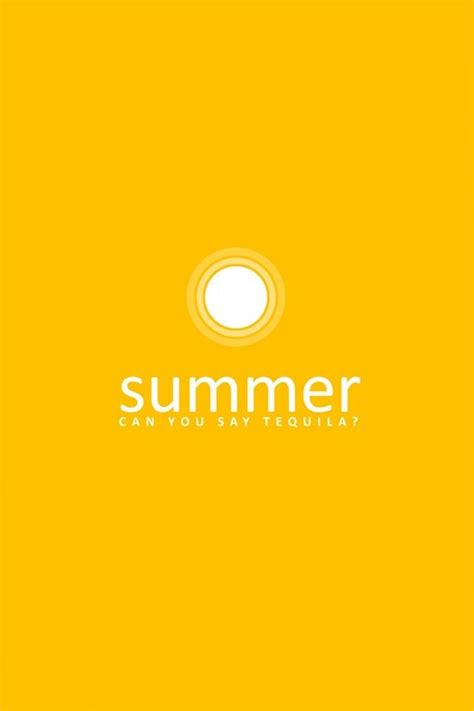 yellow summer iphone  wallpapers   hd iphone