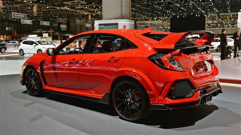 2018 honda civic type r release date price changes