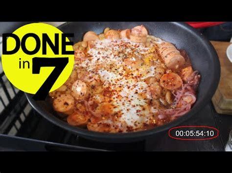 youtube membuat kacang telur resep sosis kacang merah telur done in 7 youtube