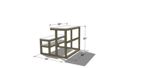 school bench dimensions free diy furniture plans how to build a new school desk