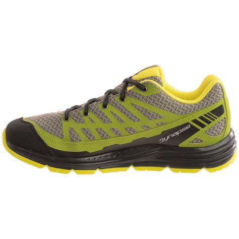 salomon hiking shoes s salomon synapse access hiking shoes for 9176d save 58