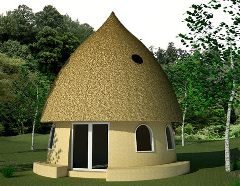 Peace Dome With Thatch Roof Natural Building Blog Thatch Roof House Plans