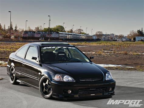tuner honda civic 2000 honda civic si mr clean photo image gallery