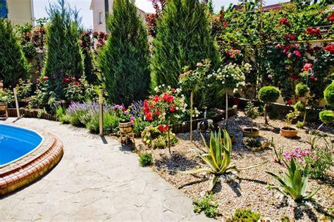 mexican garden in ukraine mediterranean landscape