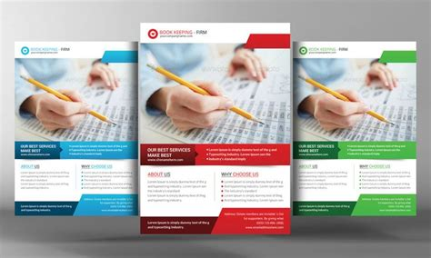 accounting flyer templates 17 best images about sell sheet designs on creative business flyer templates and a