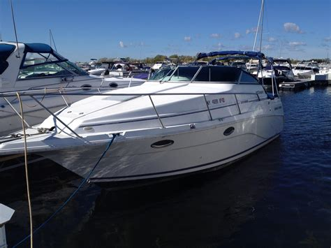 boat loans buffalo ny 1996 cruisers yachts 2670 rogue power boat for sale www