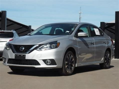nissan sentra silver 2017 nissan sentra sr silver for sale cars for sale