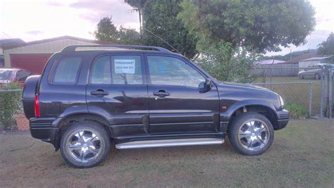 Suzuki Grand Vitara For Sale Qld 1999 Suzuki Grand Vitara Limited Edition 4x4 Car Sales