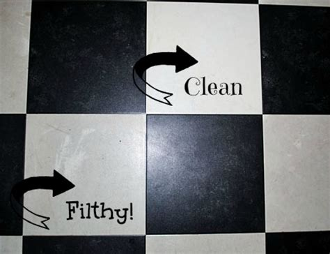 my secret tip how to clean vinyl floors easily the