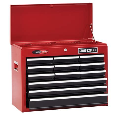 Craftsman Tool Drawer by Craftsman 114382 12 Drawer 12 Inch Top Chest Sears Outlet