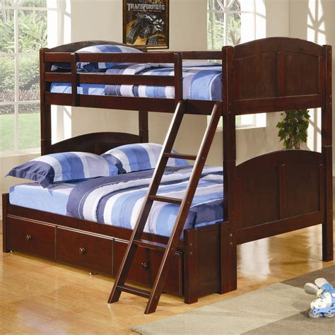bookcase bunk bed loft bunk beds