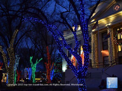 light displays in arizona prescott quot arizona s city quot top ten travel