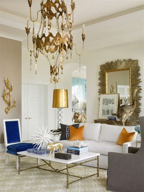 pop of blue home decoratings