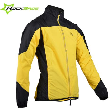bicycle raincoat rockbros tour de breathable bike bicycle cycling
