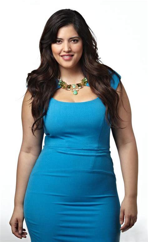 full figure bra model names denise bidot enjoys full figured fame ny daily news