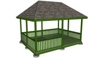 How To Build A Roof Square Gazebo Roof Www Pixshark Images Galleries