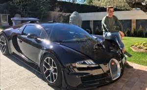 C Ronaldo Vs Bugatti Cristiano Ronaldo Da El Visto Bueno Al Bugatti Chiron De 1
