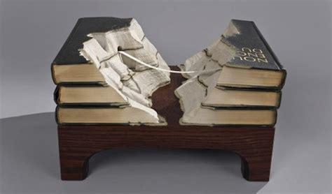 Landscape Artists Books Four Brilliant Book Sculpture Artists