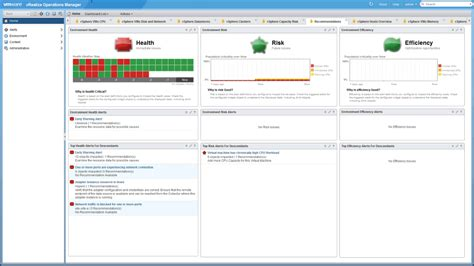 Vrealize Report Templates Vmware On Labs Hol Sdc 1401