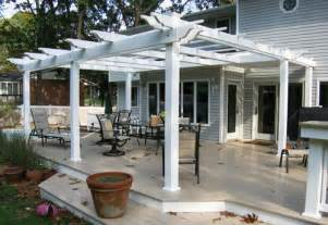 How To Build A Pergola Attached To The House by Attached Pergola Images Google Search Pergolas