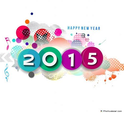 new year song 2015 happy new year 2015 images most stylish designs elsoar