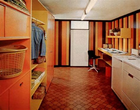 1970s Interior Design by Lileks James The 70s Interior Design