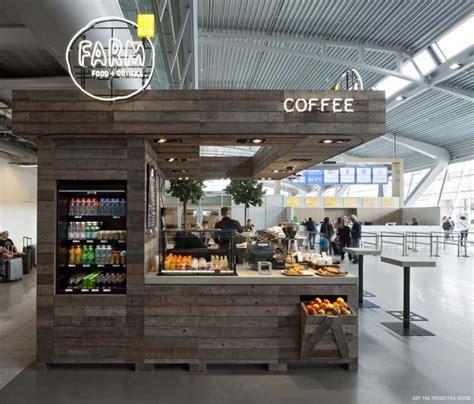 coffee shop design and build horeca simple and nice coffee kiosk decoracion