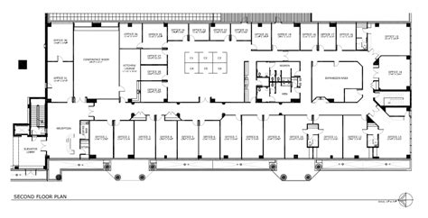 floor plan of office building office space floor plans google search home