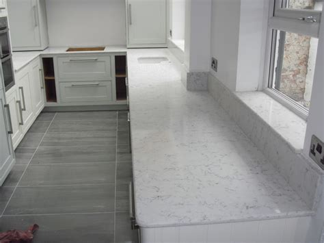 Lyra Quartz Countertops by Lyra Quartz Worktops Silestone Manchester Uk By Cheshire Granite Worktops