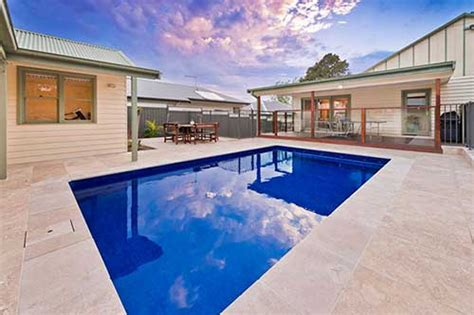 square swimming pool rounded or rectangular what your pool says about you