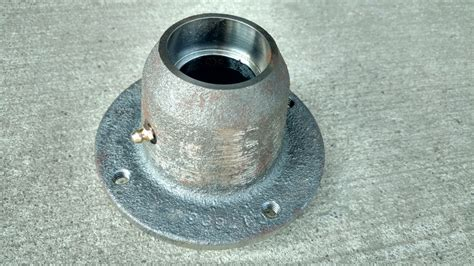 hub housing c43846 spindle hub housing with grease zerk