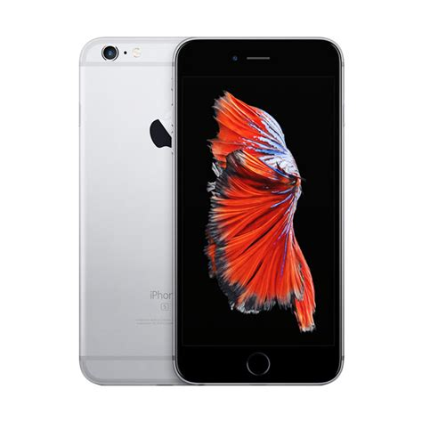 jual apple iphone 6s 64 gb smartphone grey refurbish