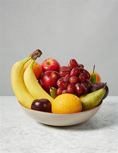 bowl of fruits marks and spencer fresh fruit bowl