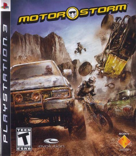 motorstorm  playstation   mobygames