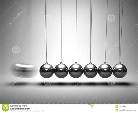 swinging steel balls pendulum balancing balls newton s cradle royalty free stock images