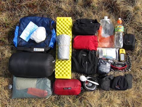 Light Backpacking by Ultralight Backpacking Gear Ul Ausr 252 Stung 4800g A