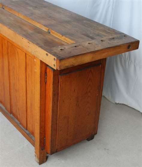 oak work bench bargain john s antiques 187 blog archive antique oak maple