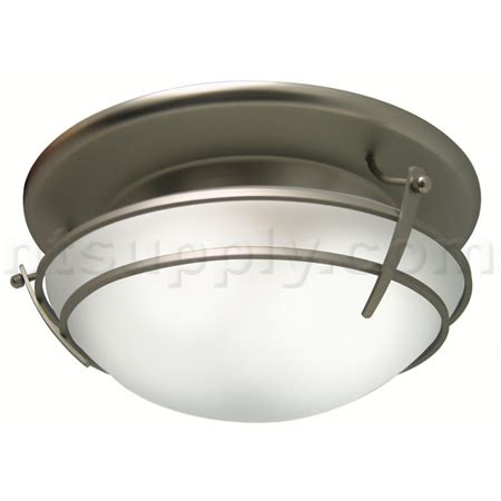 decorative bathroom fans with lights buy broan model 757sn decorative fan light glass with