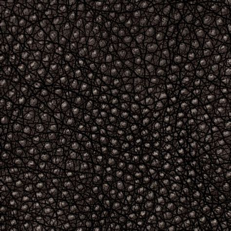 Faux Leather Ostrich Black - Discount Designer Fabric ... Imitation Leather