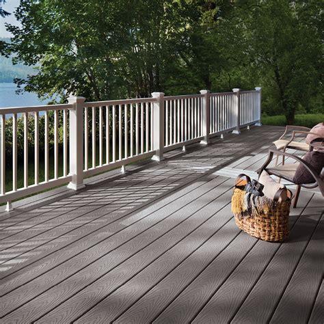 Kitchen Island Cart Plans trex select pebble grey schillings