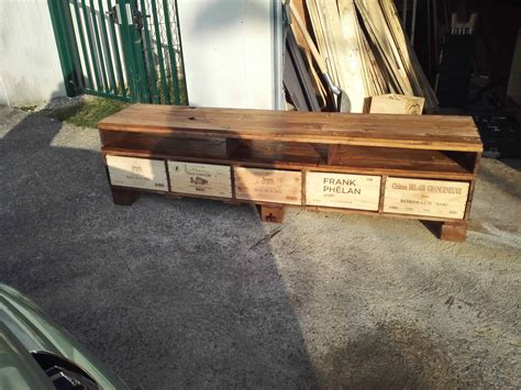 Mokha Coffee Storage Box Box Kayu Box Kayu Dekorasi Cafe stylish wine crate storage tv stand 1001 pallets