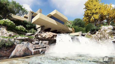 la casa sulla cascata fallingwater la casa sulla cascata