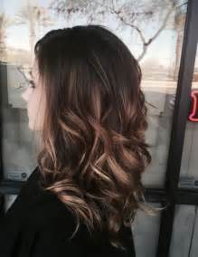 winter hair colors 1000 ideas about fall hair colors on brown