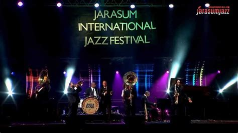 L Jazz preservation jazz band jarasum jazz festival 2013