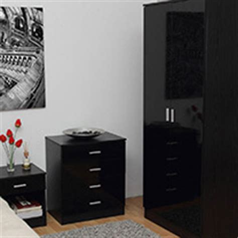 ready assembled bedroom furniture black high gloss bedroom furniture ready assembled