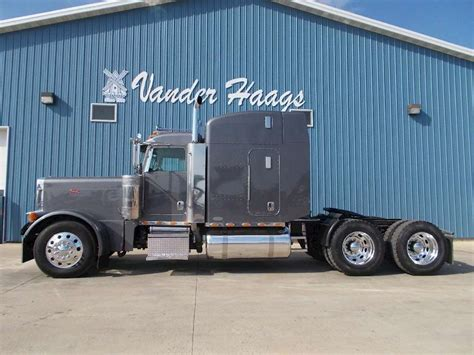 Sleeper Mo by 2006 Peterbilt 379 Sleeper Truck For Sale Kansas City
